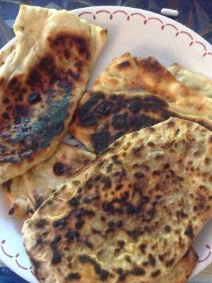 Recette Gözleme ( crêpes turques salées et fourrées )