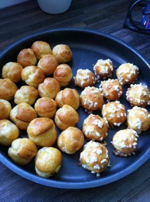 Recette Choux et chouquettes: la pâte à choux