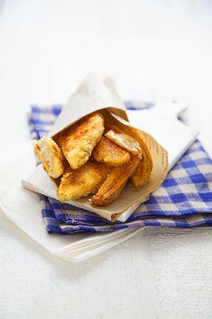 Recette Vegan fish & chips