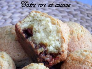 Recette Muffins à l'amande amère et Mini-smarties®