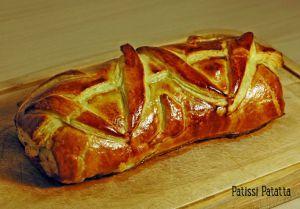 Recette Filet mignon de porc feuilleté
