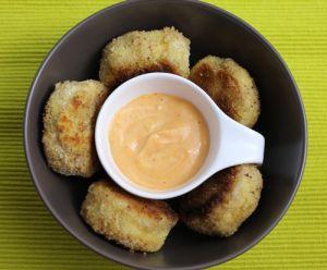 Recette Nuggets de dinde sauce cocktail maison