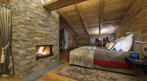 Recette Land : Recette de Chambre A Coucher Style Montagne sur ...