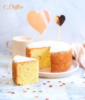 Recette Chiffon cake - Recette parfaite !