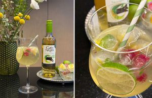 Recette Cocktail vin blanc et citron | Une recette acidulée