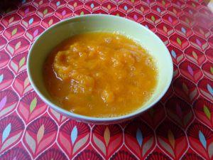 Recette Compote de melon