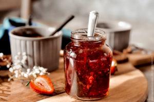 Recette Gelée de fraise maison