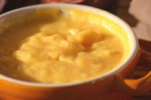Recette Passion Curd: crème au fruit de la passion