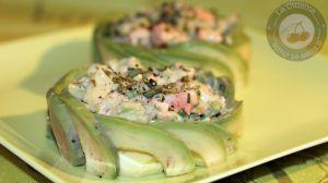Recette Avocat et crevettes
