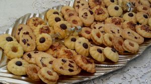 Recette Biscuits variés à l'orange