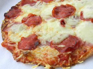 Recette Quand les tortillas se prennent pour des pizzas