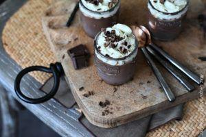 Recette Pudding au chocolat recette facile (sans oeufs)