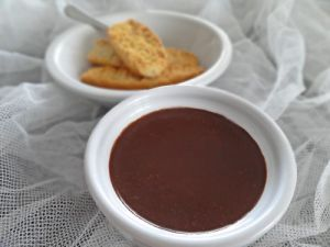 Recette Pâte à tartiner chocolat-amande