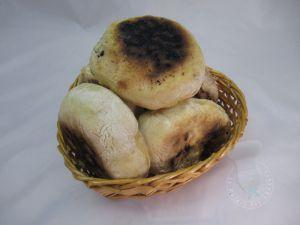 Recette Petits pains au potiron cuits à la poêle