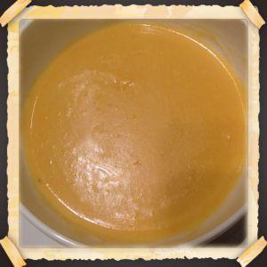 Recette Soupe de lentilles corail Cookeo