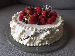 Recette Birthday Cake
