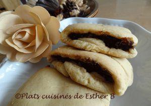 Recette Biscuits aux dattes Béatrice