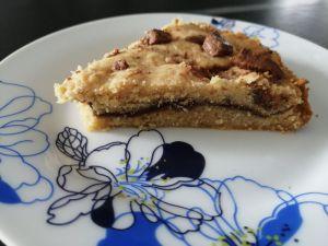 Recette Cookies géant fourré à la pâte à tartiner