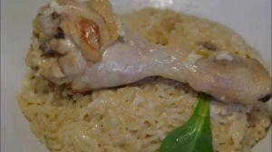 Recette Pilons de poulet au riz COOKEO