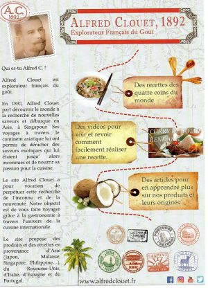 Recette Alfred clouet