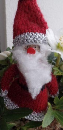 Recette Petit père Noel fait main