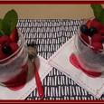 Recette Pudding de Chia aux fruits rouges par delphine