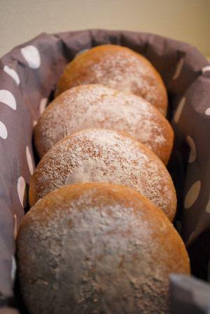 Recette Petits pains de campagne sans machine à pain