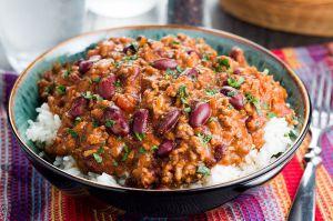 Recette Chili corn carne COOKEO