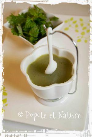 Recette Soupe aux orties