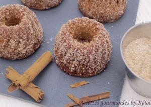 Recette Petits gâteaux au miel et à la cannelle