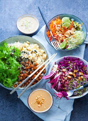 Recette Healthy Vegan