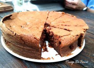 """Recette Gâteau """"Nuage au chocolat"""""""