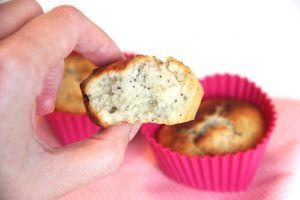 Recette Muffins au citron et graines de chia