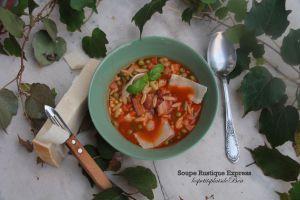 Recette Soupe rustique express