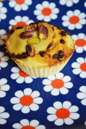 Recette Muffins à la fève tonka et caramel