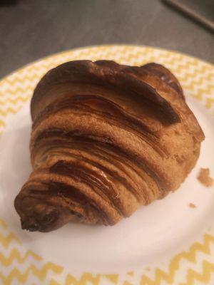 Recette Croissants recette adoptee
