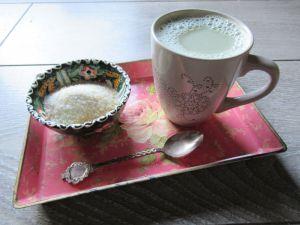 Recette Matcha latte