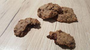 Recette Cookies au chocolat et au gingembre