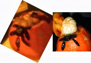 Recette Soupe à la citrouille, courge ou potimarron pour Halloween (vegan)