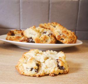 Recette Cookies vegan choco tonka