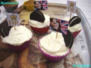Recette Cupcakes Oreo