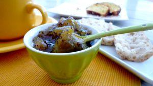 Recette Confiture de kiwis au citron vert et gingembre