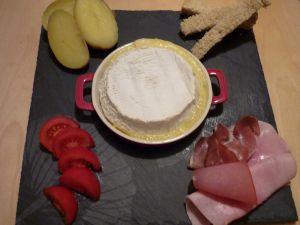 Recette Camembert fondu