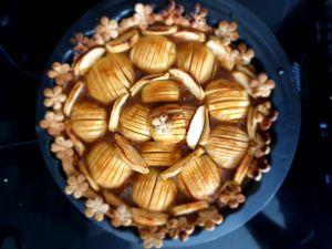 Recette Tarte aux Pommes #vegan #sanssucresajoutés qui en jète !