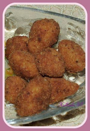 Recette Nuggets de poulet Sans Gluten
