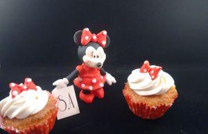 Recette Minnie et ses cupcakes