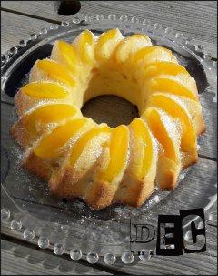 Recette Gâteau à l'Abricot & Fève Tonka