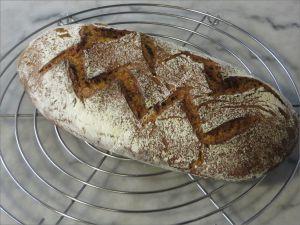 Recette Pain bâtard ou pain parisien gp