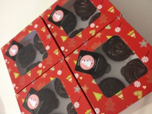 Recette Cupcakes chocolat - fève tonka