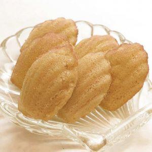 Recette Madeleines au gingembre et au miel
